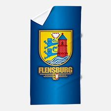 Flensburg Beach Towel