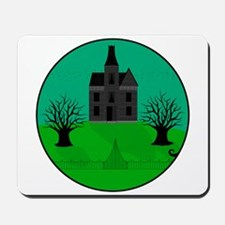 Dark House Mousepad