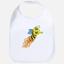 Bee Mascot Bib
