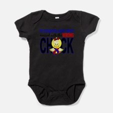 Cool Fighting Baby Bodysuit