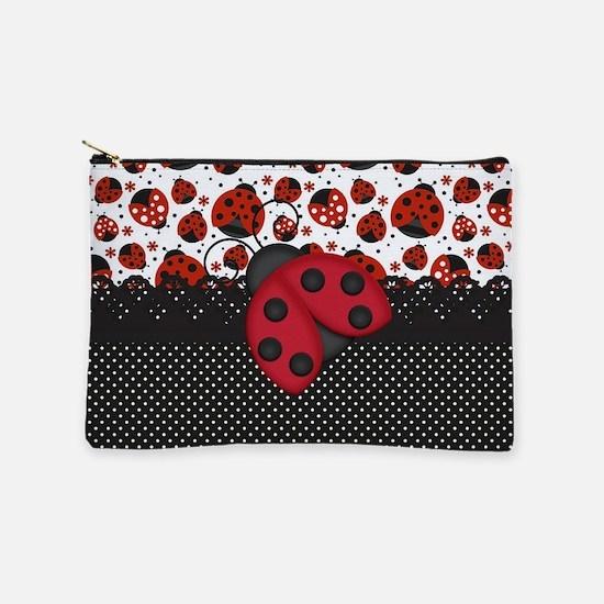 Pawn Ladybugs Makeup Bag