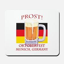 Munich Germany Oktoberfest Mousepad