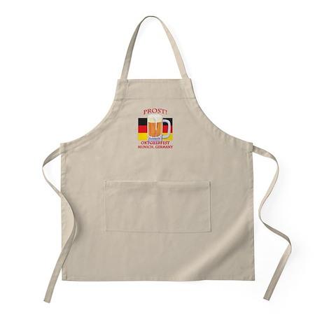 Munich Germany Oktoberfest BBQ Apron