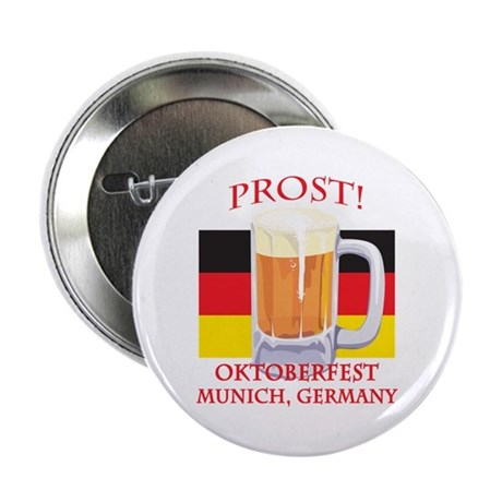 "Munich Germany Oktoberfest 2.25"" Button"