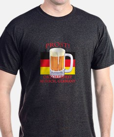 Munich Germany Oktoberfest T-Shirt