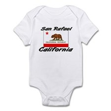 San Rafael California Infant Bodysuit