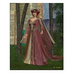Sleeping Beauty 16x20 Poster Print