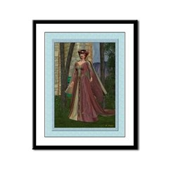 Sleeping Beauty 9x12 Framed Print