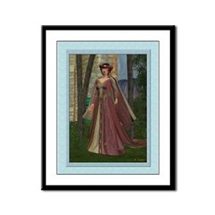 Sleeping Beauty 9x12 Framed Print