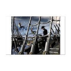 Sailor's Dilemma 14x11 Poster Print