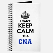 I cant keep calm Im CNA Journal