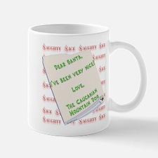 Caucasian Nice Mug