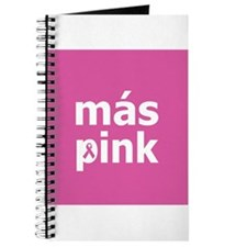 Más Pink Journal