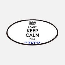 I cant keep calm Im CZECH Patch