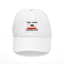 San Jose California Baseball Cap