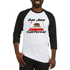 San Jose California Baseball Jersey