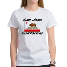 San Jose California Tee