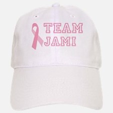 Team Jami - bc awareness Baseball Baseball Cap