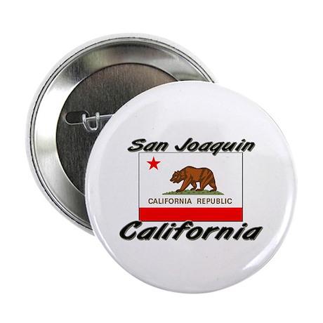 San Joaquin California Button