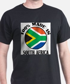 Made In South Africa T-Shirt