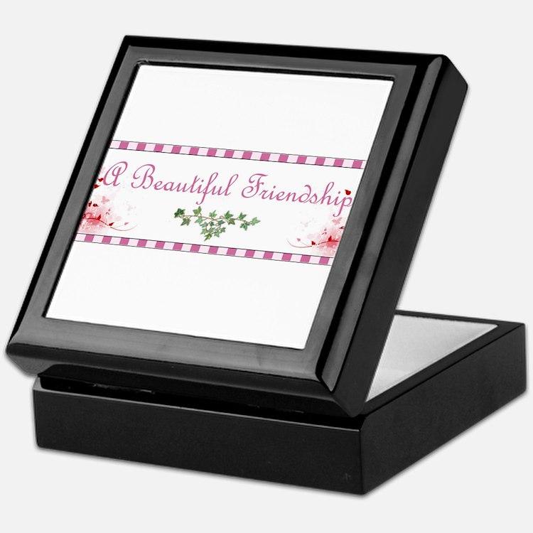 Cute Platonic Keepsake Box