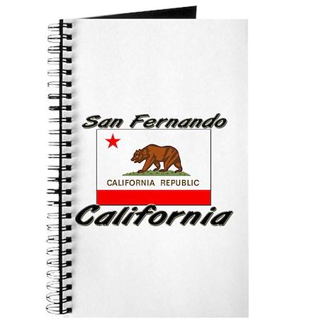 San Fernando California Journal