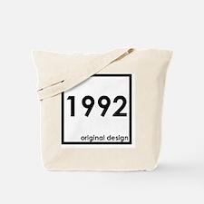 Cute 1992 Tote Bag