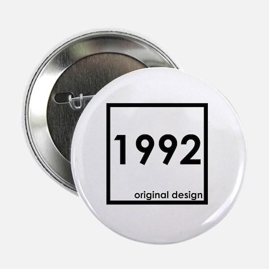 """Unique 1992 2.25"""" Button"""