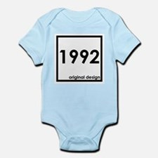 1992 birthday age year born design origi Body Suit