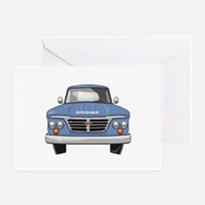 1965 Dodge Truck Greeting Card