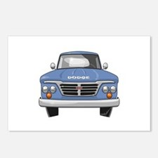 1965 Dodge Truck Postcards (Package of 8)
