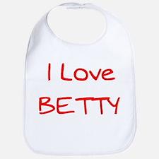 Funny Betty Bib