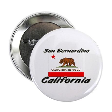 San Bernardino California Button
