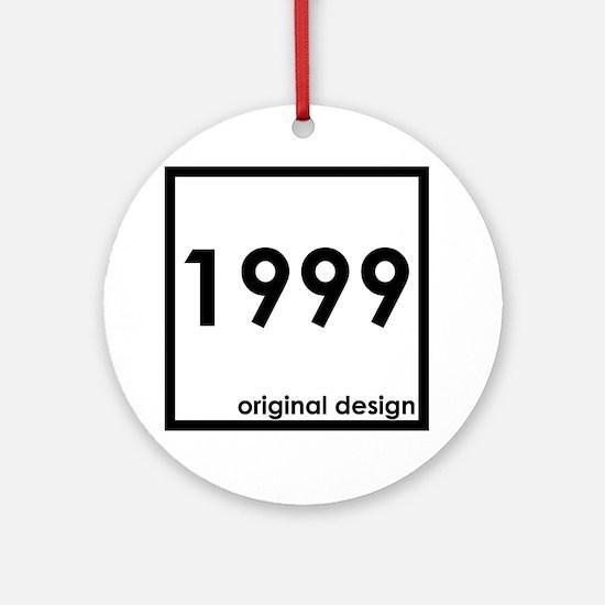 Cool Original design Round Ornament