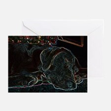 Glowing Holiday Lab Greeting Cards (Pk of 20)