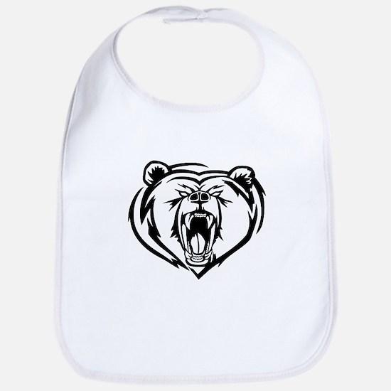 Grizzly Bear Bib