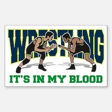 wrestling31light Decal