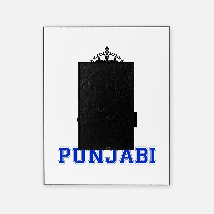 I cant keep calm Im PUNJABI Picture Frame