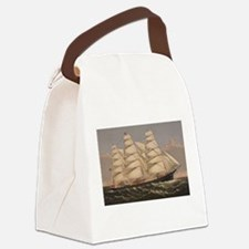 three brothers Canvas Lunch Bag