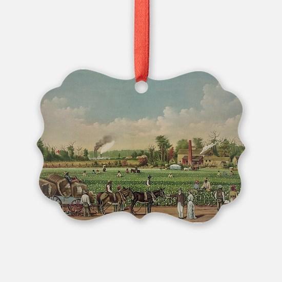 plantation Ornament