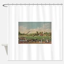 plantation Shower Curtain