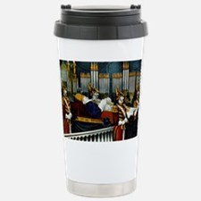 pius 9th Travel Mug
