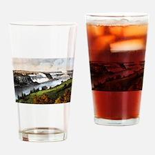 niagra falls Drinking Glass