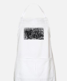 napolean and kaiser Apron