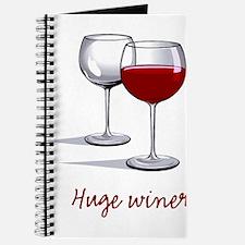 Huge Winer Journal