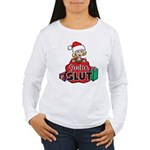 Santa's Slut Women's Long Sleeve T-Shirt