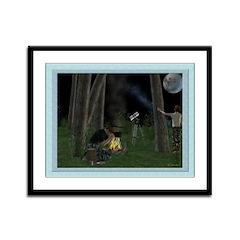 Starry Night 12x9 Framed Print