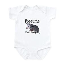 Possums Need Love Infant Bodysuit