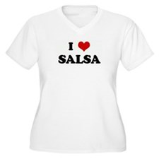 I Love SALSA T-Shirt