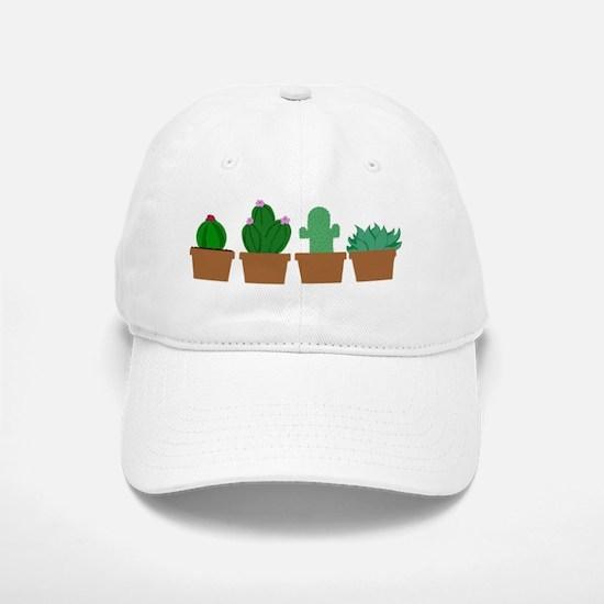 Cute Cactus Cap